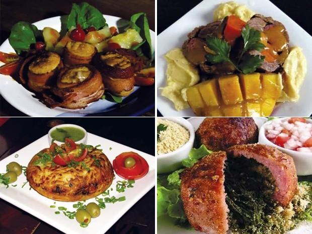 Só Buteco Festiva, pratos, aperitivos, Pouso Alegre (Foto: Divulgação/ Só Buteco Festival)