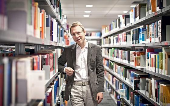 Marcos Lisboa economista (Foto: Letícia Moreira/ÉPOCA)
