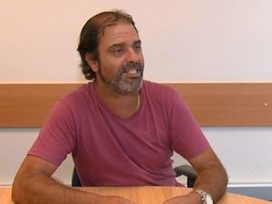 Empresário de São Carlos acreditou em homem e liberou caminhonete  (Foto: Reprodução/ EPTV)