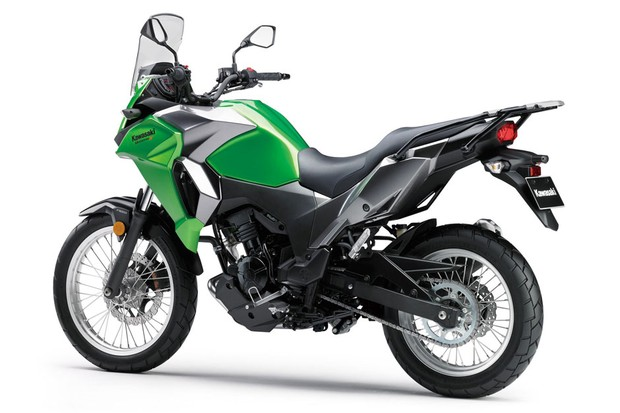 Versys-X 300  (Foto: Divulgação )