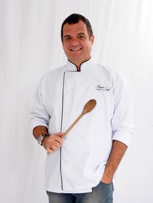 Alexandre Gurgel - jornalista, chef de cozinha e colecionador potiguar #RN (Foto: Arquivo Pessoal)