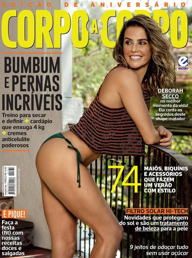 Deborah Secco na Corpo a Corpo (Foto: Jorge Bispo / Divulgação)