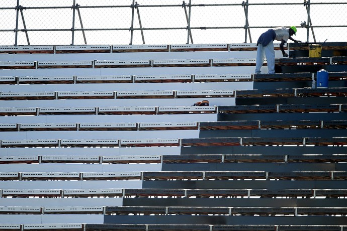 Arena Botafogo (Foto: Vitor Silva/SSPress/Botafogo.)