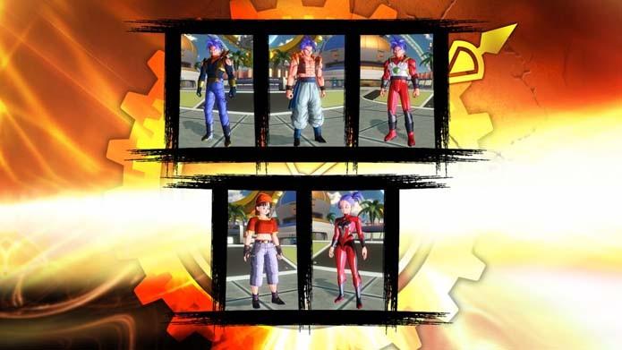 Jogo tem DLCs inspirados em Dragon Ball GT (Foto: Divulgação)