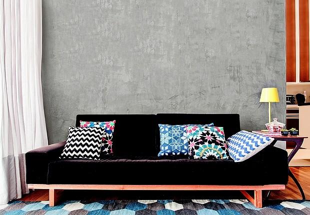 6 ideias de pintura para transformar a decora o casa e for Pintura decorativa efeito 3d