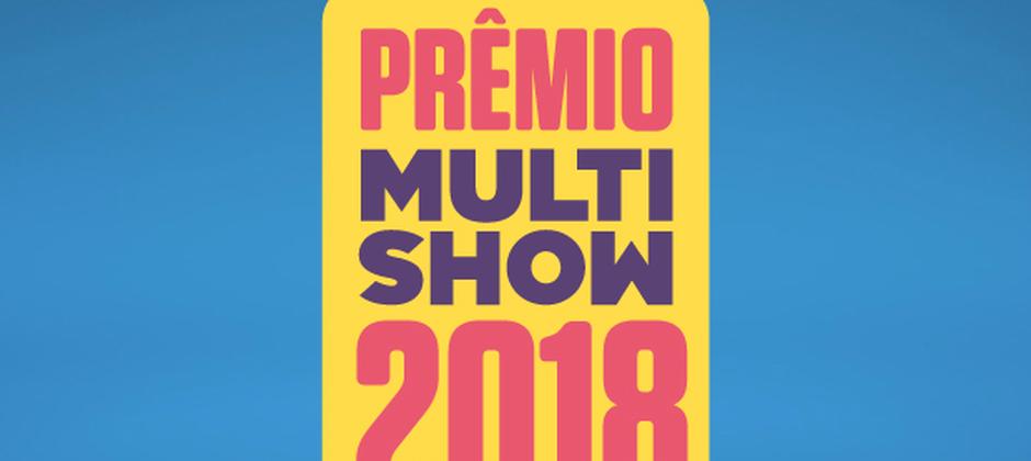 Prêmio Multishow 2018 - logo