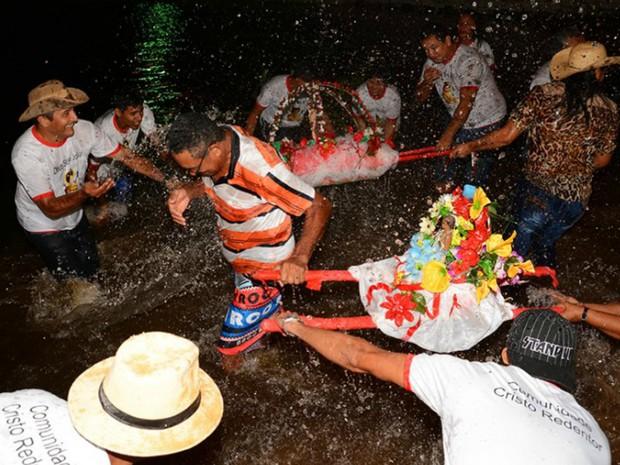 Ponto alto da festa será na quinta-feira com o banho de São João (Foto: PMC/Divulgação)