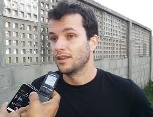 Daniel Paulista ABC (Foto: Jocaff Souza)