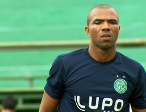 Emerson, goleiro do Guarani (Foto: Carlos Velardi / EPTV)