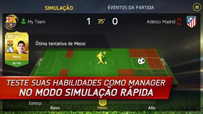 FIFA 15 agora vem com modo Manager (Foto: Divulgação)