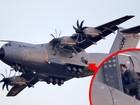 Tom Cruise filma cena do lado de fora de avião a 1500 metros de altura