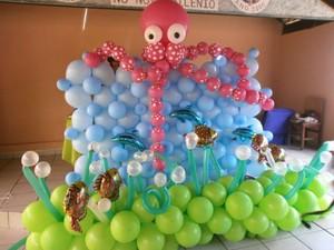 Curso de  decoração com balões terá renda revertida para ONG de Sorocaba (Foto: Divulgação)