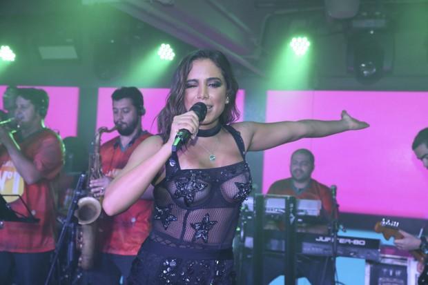 Show da Anitta (Foto: Divulgação/CamaroteN1)