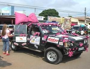 Rally do Batom (Foto: Arquivo / Jeep Clube Cidade)