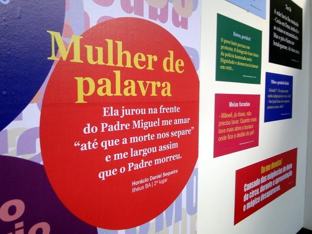 Microconto premiado em concurso de Piracicaba (Foto: Eleni Destro/ Semac)