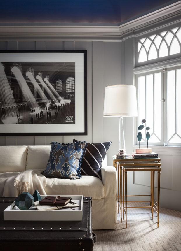 Preto e branco em combinação irresistível (Foto: Thomas Kuoh/Divulgação)