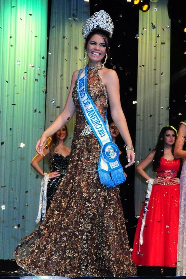 Orama Valentim, Miss Rio de Janeiro (Foto: Roberto Teixeira/Ego)