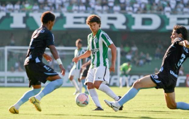 coritiba e londrina jogo paranaense (Foto: Divulgação/site oficial do Coritiba Foot Ball Club)