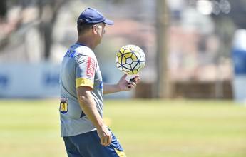 """Em semana de reencontros, Mano elogia Renato e vê Grêmio """"diferente"""""""