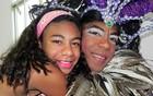 'Ter uma filha era meu sonho de pai e mãe' (Amanda Monteiro/ G1 ES)