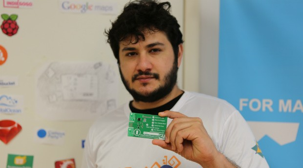 Claudio Olmedo, CEO da Centro Maker (Foto: Divulgação)