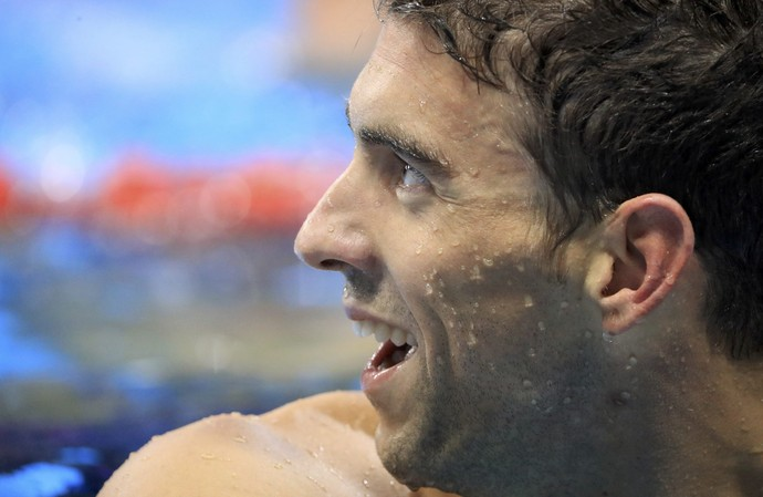 Michael Phelps natação (Foto: Reuters)