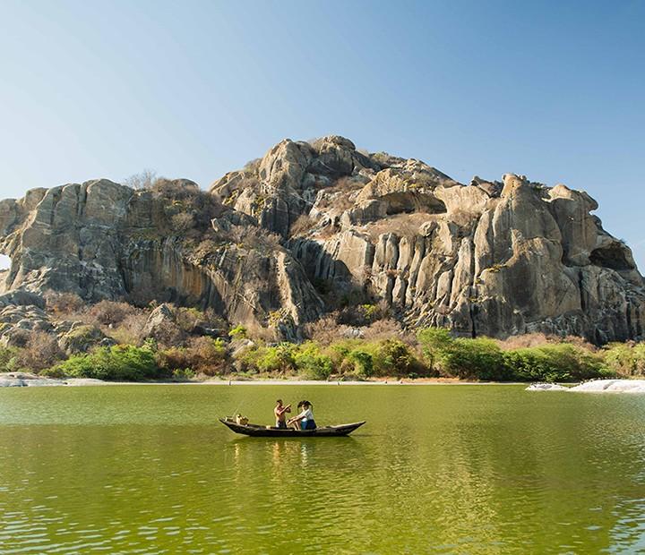 Shaolin do Sertão, da Globo Filmes, também promete paisagens de tirar o fôlego (Foto: Jarrod Bryant / Divulgação)