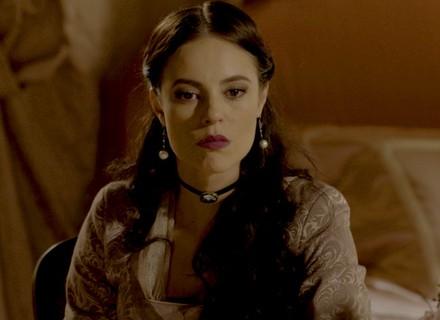 Melissa ameaça Lívia: 'Vai cair em desgraça e ficar longe do Felipe'