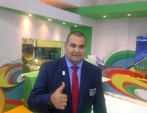 Chilavert, ex-goleiro do Paraguai (Foto: SporTV.com)