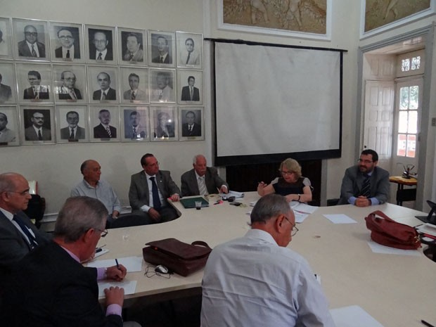 Comissão da Verdade de Pernambuco (Foto: Katherine Coutinho / G1)