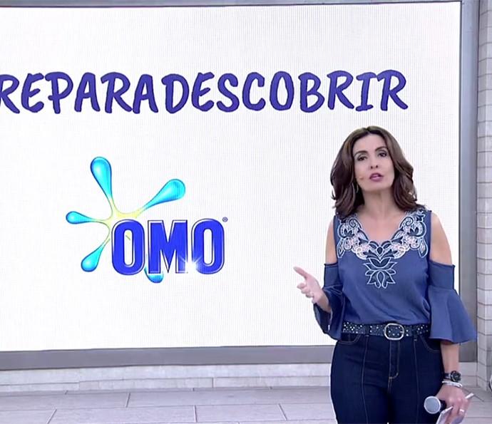 Fátima fala da importância de as crianças brincarem livres (Foto: TV Globo)
