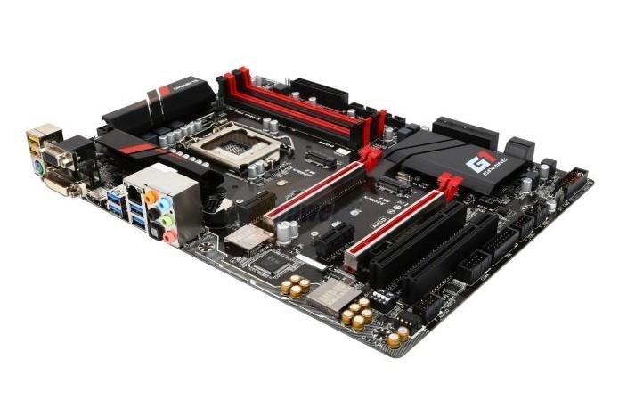 Modelo gamer da Gigabyte oferece suporte a até 64 GB de RAM (Foto: Divulgação/Gigabyte)