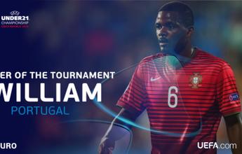 Após perder pênalti decisivo, meia de Portugal é eleito melhor da Euro sub-21