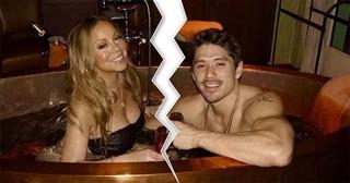 Mariah Carey com o namorado, Bryan Tanaka (Foto: Instagram / Reprodução)