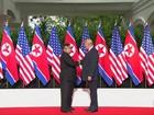 Resultado do encontro entre Trump e Kim Jong-un tem diferentes versões