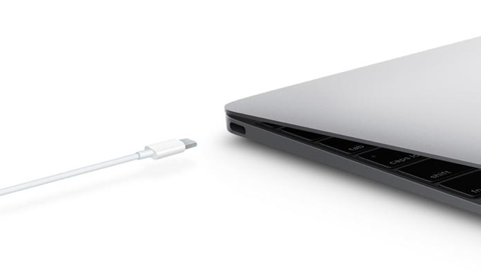 Saiba tudo sobre o USB-C, uma das grandes novidades do novo MacBook (Foto: Reprodução/Apple)