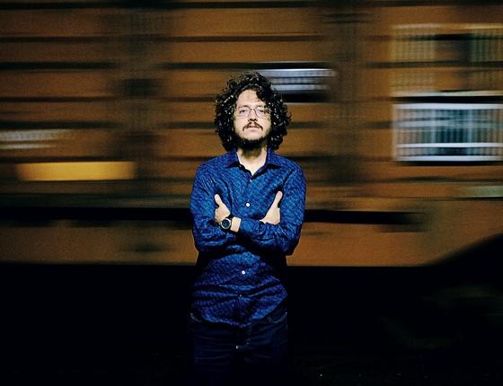 O cinesta Josias Teófilo (Foto:  Divulgação)