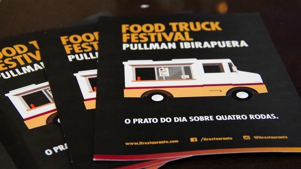 vero multishow - festival food truck (Foto: reproduo)