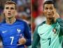 Eurocopa: TV Rio Sul exibe a final entre Portugal e França, no domingo