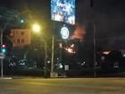 Princípio de incêndio atinge churrascaria no Recife