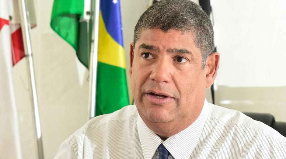 Milton Leite assumiu temporariamente a Prefeitura (Foto: Divulgação)