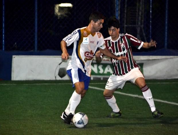 Fluminense perde para o São Gonçalo, em duelo válido pelo Carioca de futebol 7 (Foto: Eduardo Aires/JornalF7.com)