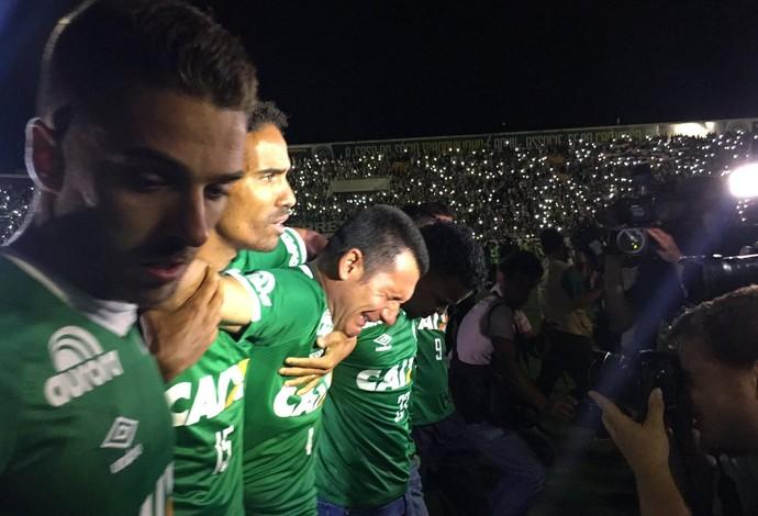 nivaldo chapecoense (Foto: Diego Madruga / GloboEsporte.com)