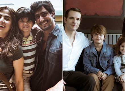 Após salto de tempo, Renato é pai e Alice tem dois filhos