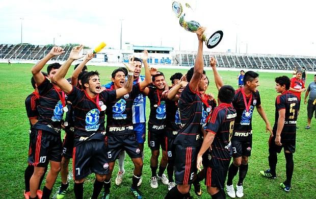 Tarumã_Campeão (Foto: Anderson Silva/Globoesporte.com)
