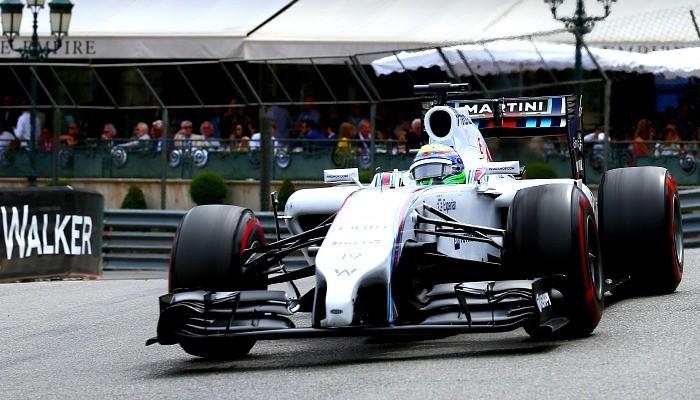 Felipe Massa Williams GP de Mônaco