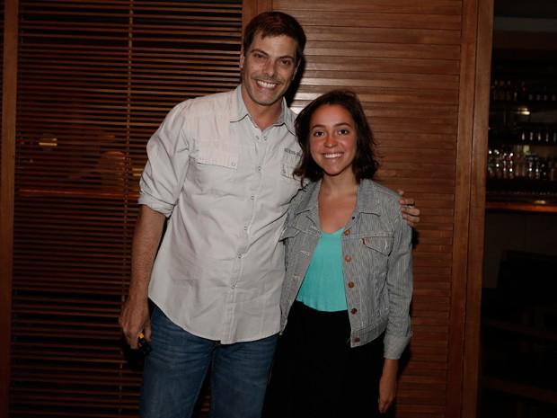 Luiz Henrique Nogueira e Valentina Bandeira (Foto: Inácio Moraes/Gshow)