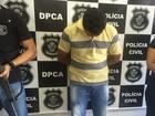 Preso suspeito de estuprar enteada durante nove anos em Goiás