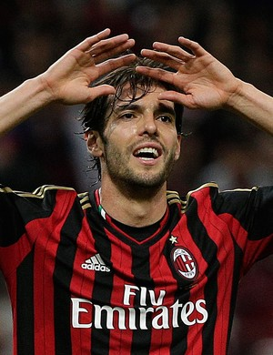 Kaká Milan (Foto: Reuters)