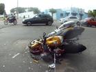 Mortes por acidente de moto crescem 166% no período de Carnaval (Márcelio Bezerra/TV Verdes Mares)